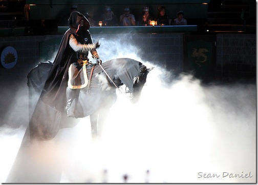 The Green Knight!