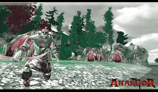 Anargor - 3D RPG FREE - screenshot thumbnail