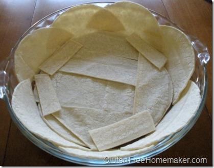 tortilla crust quiche crust