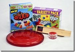 Fruit Snacks Prize Pack