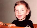 Davide Cappelli da piccolo