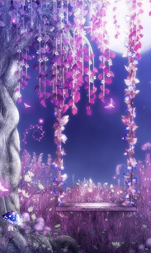 樱花精灵童话壁纸