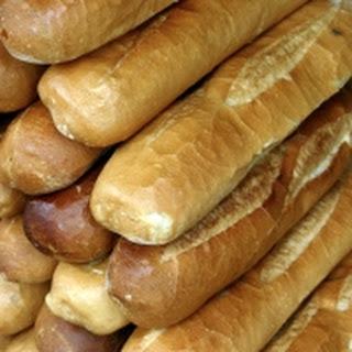 Stokbroodjes Met Roomkaas En Tartaar Voor Buffet
