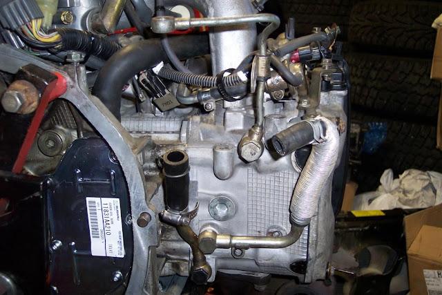 Turbo Oil Return Vs Oil Inlet Subaru Impreza Forum