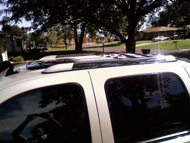 Cadillac Ext Roof Rack Install On My 08 W Pics