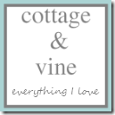 Cottage & Vine button