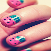 Nail Art HD Live Wallpaper