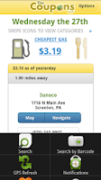 Screenshot of The Coupons App - Black Friday