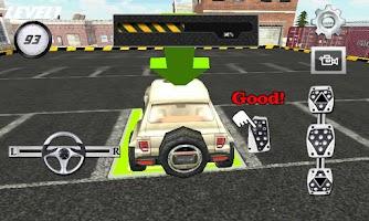 Screenshot of Car Parking Experts 3D