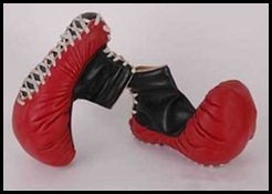 Boxing Glove Shoes