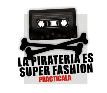 PIRATERIA super fashion