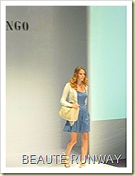 Mango Spring Summer Collection at Audi Fashion Festival 07