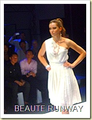 Swarovski at Audi Fashion Festival Jayson Brunsdon Dress 07