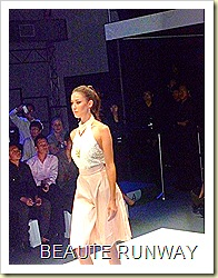 Swarovski at Audi Fashion Festival Jayson Brunsdon Dress 09