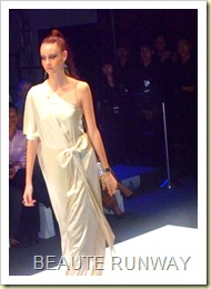 Swarovski at Audi Fashion Festival Jayson Brunsdon Dress 15