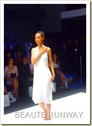 Swarovski at Audi Fashion Festival Jayson Brunsdon Dress 16