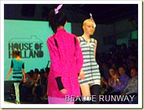 House of Holland at Audi Fashion Festival 2010 20