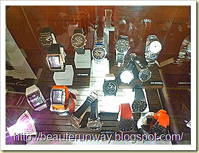 kenneth cole basel watch collection beaute runwa
