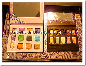 urban decay sephora singaporedeluxe eyeshadow  ion ngee ann city beaute runway