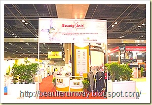 BEAUTYASIA SINGAPORE EXHIBITION