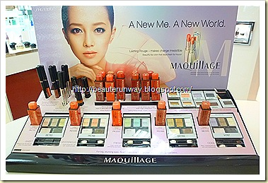 maquillage spring collection 2010