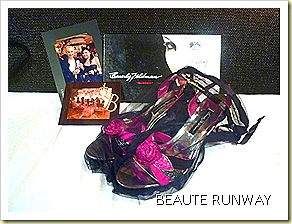 Beverly Feldman Shoes Beaute Runway