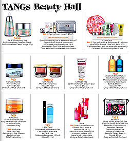 tangs beauty offer