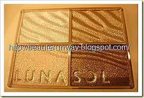 Lunasol nature summer beige 2010 collection