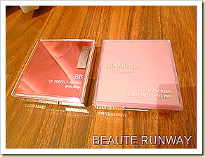 Skin79 uv perfect BB Pact and Skin 79 UV  screen bb pact
