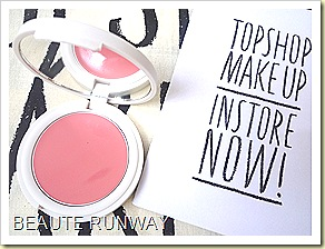 Topshop Makeup blusher - flush