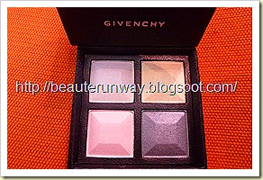 Givenchy precious pearls close up