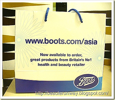 Boots Singapore