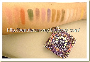 Anna Sui swatches 01