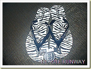 bebe zebra slippers