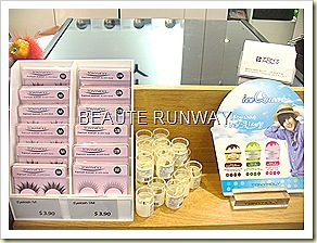 Tony moly fake eyelashes