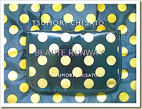 Tsumori Chisato Eco Bag and 20th Anniversary pouch