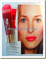 Clinique Superbalm Moisturizing Gloss for nourished lips