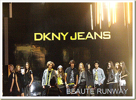DKNY Jeans Autumn Winter Launch