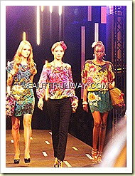 Metro Autumn Winter 2010 Fashion Show Paragon 05