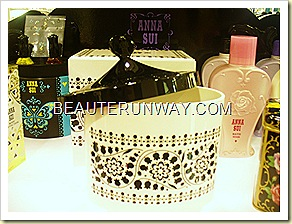 Anna Sui Holiday Decorative Storage Tin
