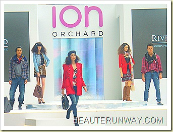 River Island  STYLE Fashion Week at ION Orchard Singapore Celebration 6