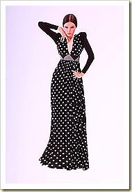 Keith Png Koops dress polka