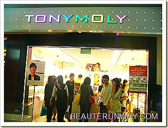 Tony Moly Bugis Junction
