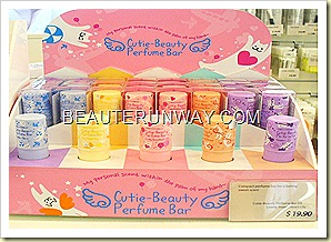 Tony Moly Cutie Beauty Perfume Bar