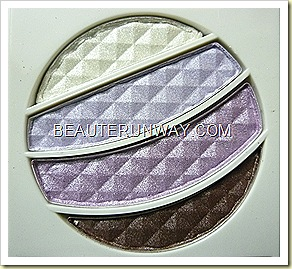 Nanairo Eyeshadows  Japan Purple variation Kirakira Liang Court SIngapore