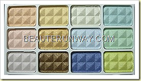 Nanairo Eyeshadows  LJ12 colours  Liang Court SIngapore