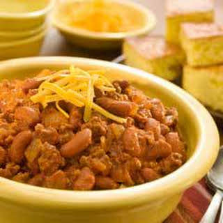 Rapid Ragu Chili (12 Servings).