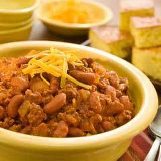Rapid Ragu Chili (12 Servings).