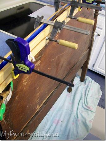 bad veneer repaired