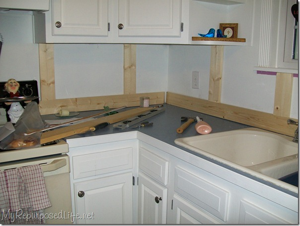 board and batten backsplash